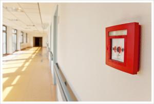 Монтаж систем пожарной автоматики